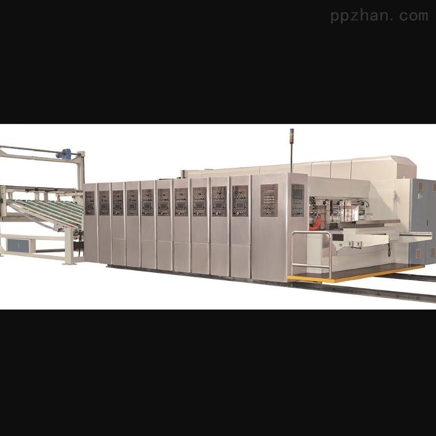 纸箱开槽印刷机械供应-模切机-鑫恒包装