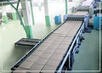 厂家直销  纸板自动收纸 三层瓦楞纸板生产线 纸箱设备